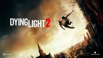 Falling down Wallpaper from Dying Light 2 gamepressurecom