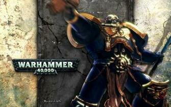 Warhammer 40k Ultramarines Space Marine wallpaper 1920x1200 112977