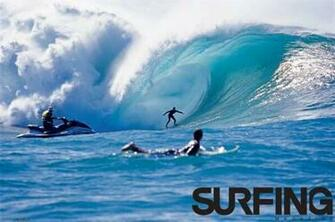 Surfing Wallpaper Surfing Desktop Background