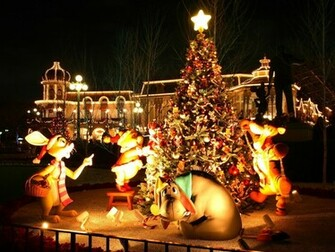 Disney Christmas   Christmas Wallpaper 7491892