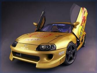 Toyota Supra HD desktop wallpaper Supra wallpapers