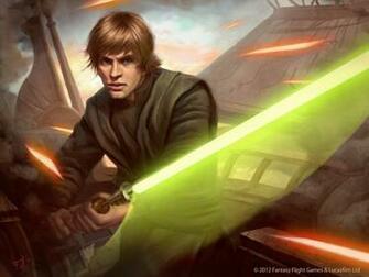 Star Wars TCG   Luke Skywalker by AnthonyFoti