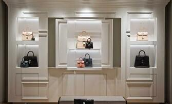 Delvauxs new global store concept is set to give the Belgian heritage