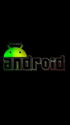 hd android logo wallpaper for mobile 1080x1920