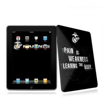Tablet Apple iPad iPad 2010 1st Gen Pain Apple iPad 1st Gen Skin