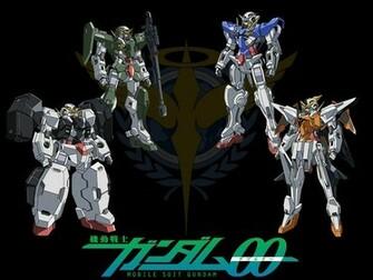 Gundam00 wallpaper by Naomier