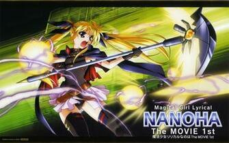 Magical Girl Lyrical Nanoha Strikers Wallpapers 35 images