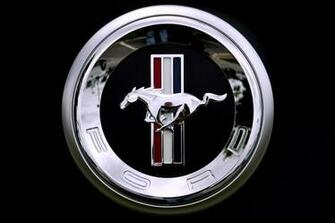 Ford Mustang Logo Wallpapers