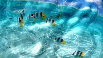 Watery Desktop 3D Animated Wallpaper Screensaver   download and