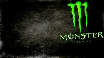 Cool Monster Energy Logo