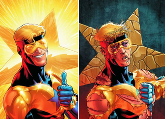 Booster Gold Wallpaper and Background Image 1280x924 ID478640