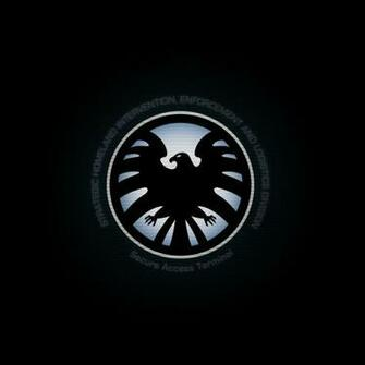 Marvel Shield Logo Wallpaper Avengers Logo Wallpaper Iphone