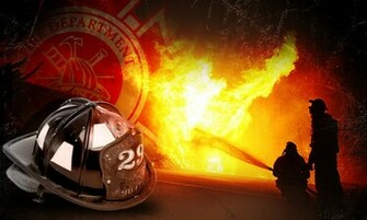 Firefighter Desktop Background Photo by shanemichaellouis