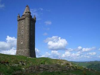 Scrabo Tower   County Down Northern Ireland   Ireland