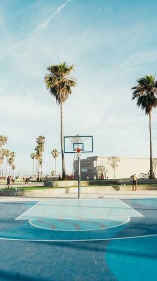 Summer NBA Court Wallpapers