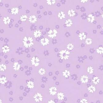 Purple Floral Toss Wall Paper   Wall Sticker Outlet