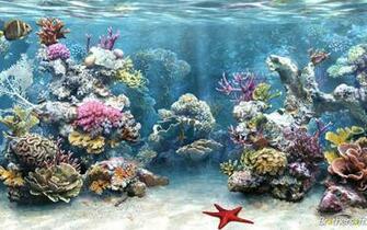 virtual aquarium screensaver download