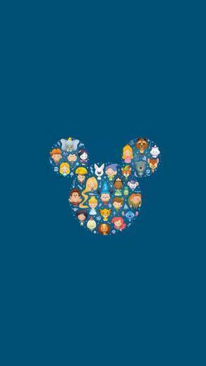 Disney wallpaper iPhone Wallpapers Pinterest Disney Wallpaper