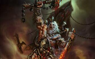 the Diablo 3 Warrior Wallpaper Diablo 3 Warrior iPhone Wallpaper