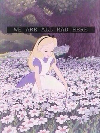 wallpaper background iphone android disney alice alice in wonderland