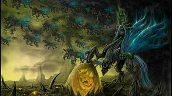MLP   The Swarm Queen Wallpaper 1080p from Shadow of Death   hosted by