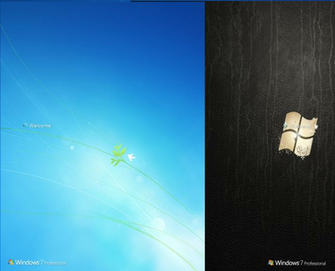 Change Windows 7 Logon Screen Background With Your Own   Doztech