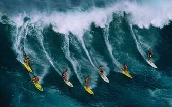 Surfing Wallpaper Main Beach