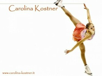 Wallpaper Carolina Kostner   Ice Skating Wallpaper 10280871