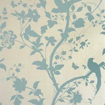Oriental Garden wallpaper Dining room wallpaper   10 of the best