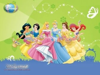 Disney Princess Wallpapers 2