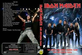 Iron Maiden Bootleg Live Cd HD Walls Find Wallpapers