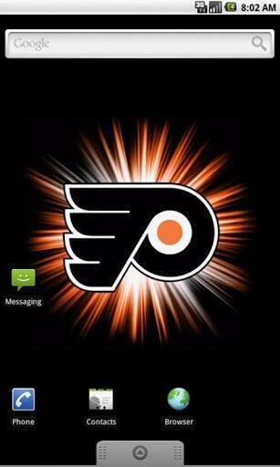 Philadelphia Flyers Wallpaper for android Philadelphia Flyers