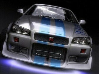 Best Nissan Skyline   Fast and Furious Cars Online Modifications