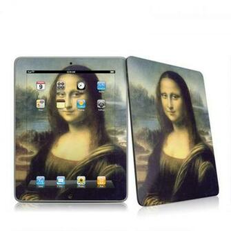 Apple iPad iPad 2010 1st Gen Mona Lisa Apple iPad 1st Gen Skin