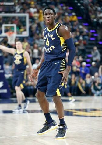 Indiana Pacers The surprise of the 2017 18 season thus