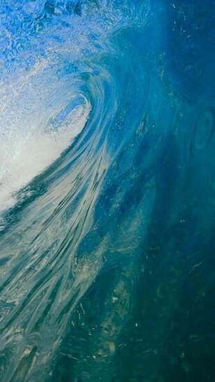 waves clark little wallpaper clark little sunset north shore ocean