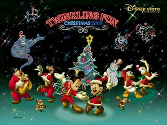 Disney Christmas Wallpapers [1024x768]