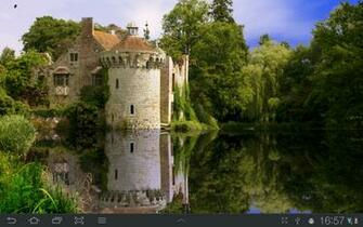 Scotney Castle Live Wallpaper   Android Apps on Google Play