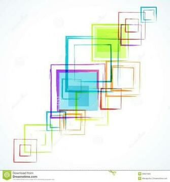 Abstract White Background With Grunge Rhombus Illustration