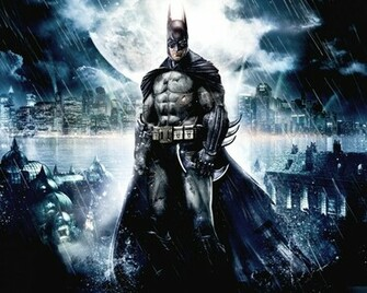 Batman Arkham Asylum Wallpaper 1 Batman Arkham Asylum Wallpaper 1jpg