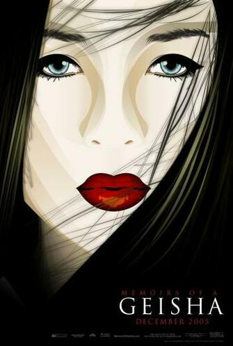 Memoirs of a Geisha with WP by LTZ