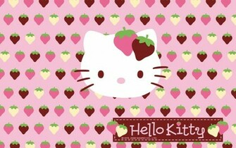 Hello Kitty Wallpapers Desktop Best HD Desktop Wallpapers