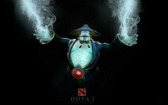 DOTA 2   Storm Spirit poster by Mwingine