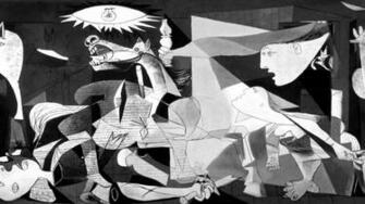 pablo picasso guernica on s
