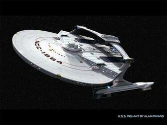 star trek wallpaper starship Reliant wallpaper Alain Rivard