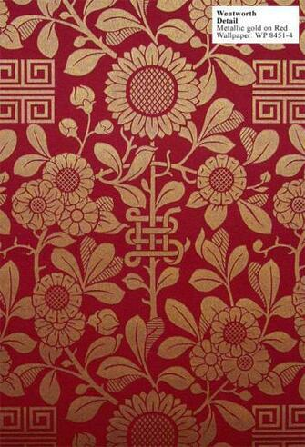 Charles Rupert Designs   Historic Wallpapers