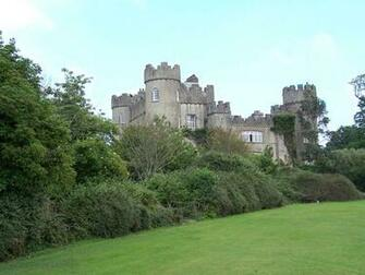 Wallpaper downloads windows wallpaper Malahide Castle   Dublin