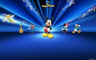 wallpaper theme disney cartoon computer 2560x1600
