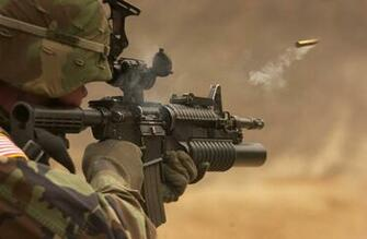 Awesome M4 Carbine and Girls HD Wallpapers Military WallBase