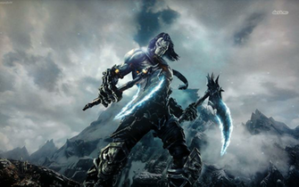 Darksiders II wallpaper   Game wallpapers   12349